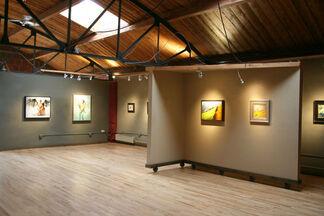 Uncanny Worlds: David Cheifetz Solo Exhibition, installation view