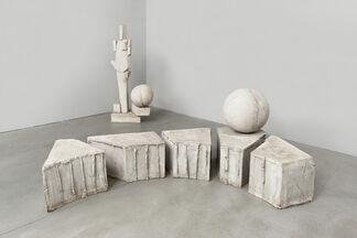 Dennis Gallagher: Balancing Act, installation view