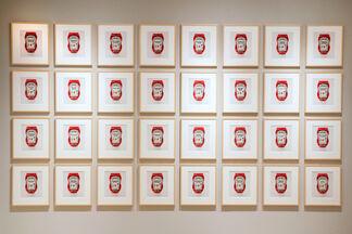 Tomoko Sawada: My Faces | Ken Kitano: our face - prayers, installation view