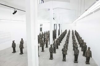 Terracotta Daughters, installation view