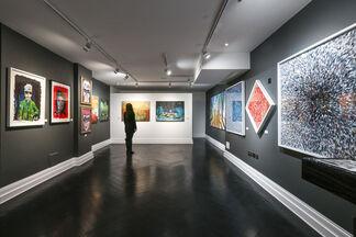 Modern Masters, installation view