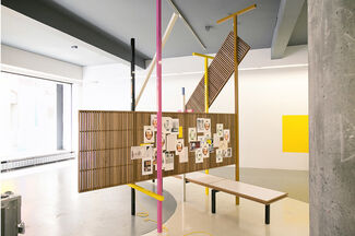 Division of Labour at Art Rotterdam 2016, installation view