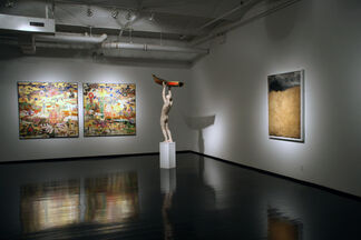 Gold, installation view
