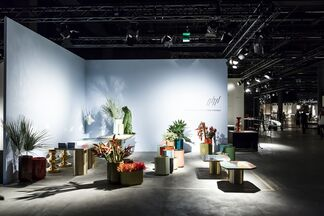 Carwan Gallery at Design Miami/ Basel 2013, installation view