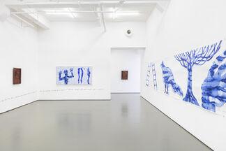 Barthélémy Toguo: Bilongue, installation view