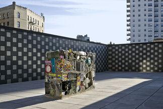 Gordon Matta-Clark: Anarchitect, installation view