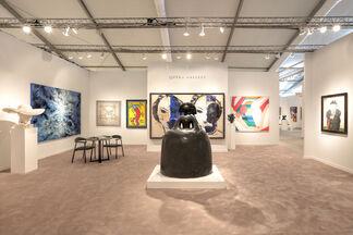Opera Gallery at Art Miami 2017, installation view