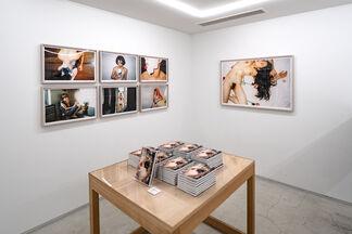 Lin Zhipeng aka No.223 '223@Akio Nagasawa Gallery Aoyama', installation view