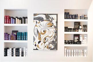 Salon de Printemps, installation view