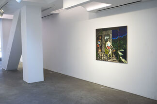 New Look, installation view