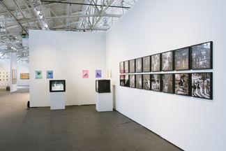 Christine Park Gallery at PHOTOFAIRS   San Francisco 2018, installation view