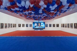Jonathan Horowitz: Occupy Greenwich, installation view