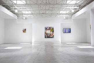 Phantom Eye: Jimmy Baker + Matthew Hillock, installation view