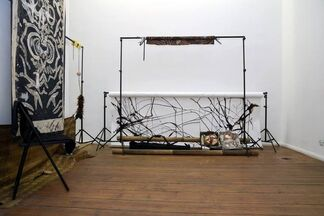 Feelings of my Thatched Hut, installation view