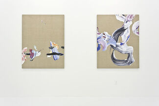 Post Analog Painting, installation view