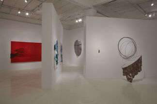 Not Impulsive Enough Is The Devil, installation view