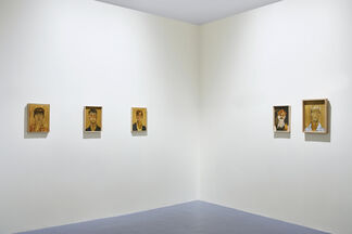 Boys On The Side, installation view