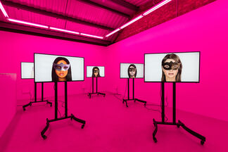 !Mediengruppe Bitnik 'Are You Online Now?', installation view