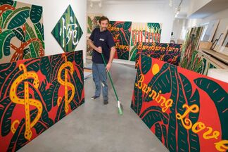 Brand X Editions at IFPDA Fine Art Print Fair Online Fall 2020, installation view