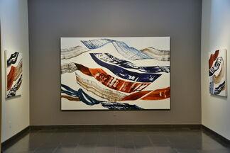 Ricardo Mazal BHUTAN ABSTRACTIONS, installation view
