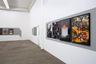 Annette Schröter - TASKA, installation view