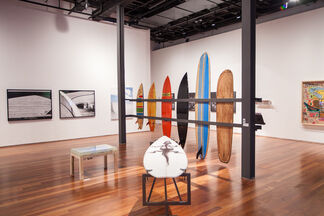 Deslize <surfe skate>, installation view