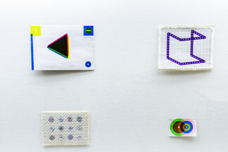 Karel Martens: Monoprints, installation view