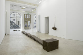 Bernd Lohaus, installation view