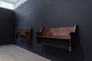 Alexandria Smith: Monuments to an Effigy, installation view