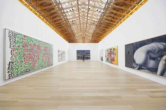 Remembering Henry's Show: Selected Works 1978-2008, installation view