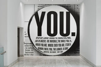 Take It or Leave It: Institution, Image, Ideology, installation view