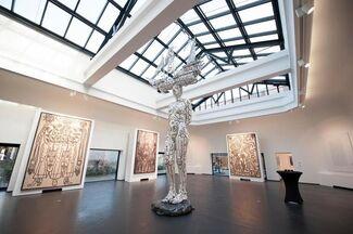 Robert Combas - Mots d'Oreille, installation view