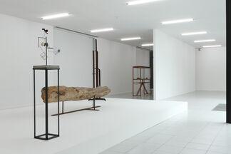 Carol Bove / Carlo Scarpa, installation view