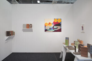 Jeff Bailey Gallery at NADA New York 2015, installation view