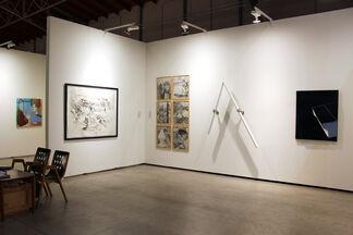Christine König Galerie at viennacontemporary 2017, installation view