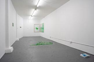 Brook Hsu, Conspiracy theory, installation view