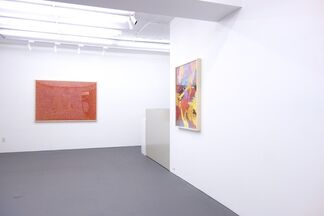 Solo Viewing - Recent Works by Mikito Ozeki, installation view