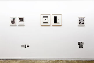 Lood Stof, a solo exhibition by Louis Reith, installation view