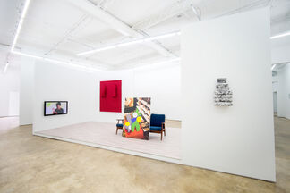 Cathedrals of Consumption, installation view