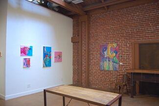 Ali Futrell: ALI-OOP!, installation view