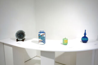 Contemporary Living National Treasures, installation view