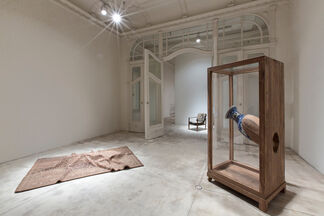 Sudarshan Shetty - The Cave Inside, installation view