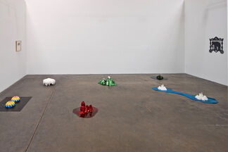 Come & Show Me the Way, installation view