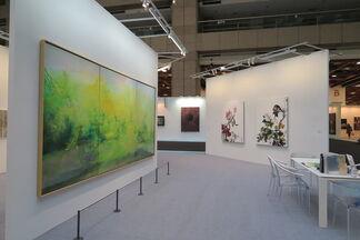 Tina Keng Gallery at Art Taipei 2015, installation view