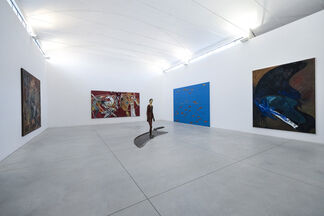 Present perfect, installation view