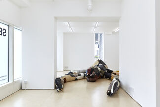 Dark Air, installation view