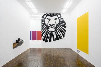 Haim Steinbach - mojave, installation view