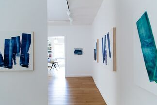 Damian Stamer: just down the road, installation view