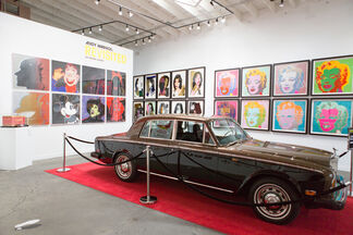 Andy Warhol: Revisited | Thirty Years Later (Los Angeles), installation view