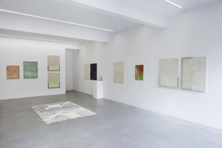 Rebecca Ward   Cow tipping, installation view